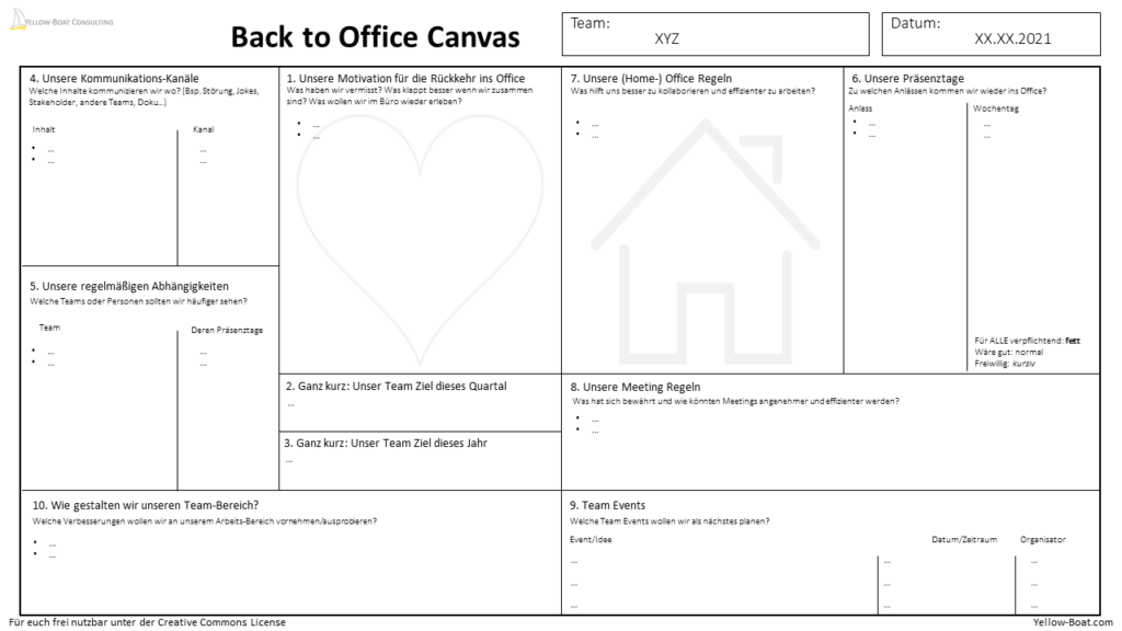 Back to Office Canvas Workshop